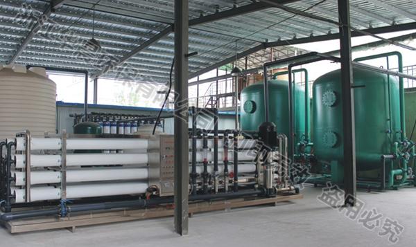 武汉中水回用净化器