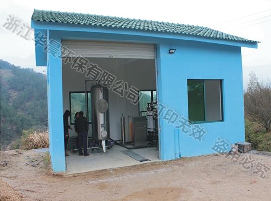 农村超滤净水器