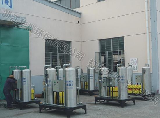 雅安地震抗震救灾净水器