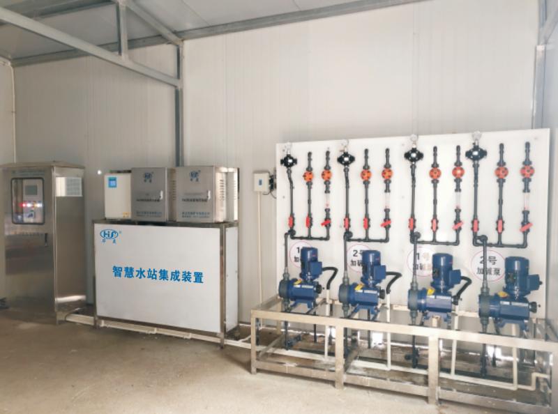 上海智慧水站集成装置